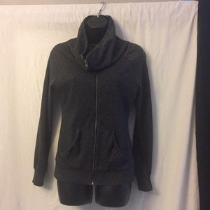Guess Los Angeles 1981 Jacket W/Cowl Neck Sm